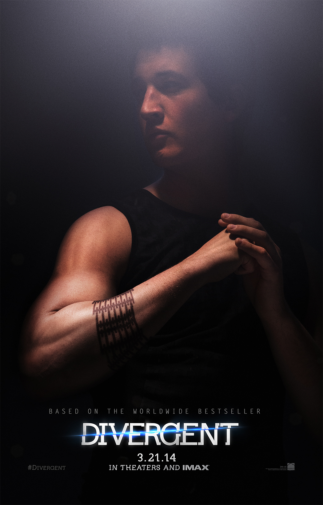 Divergent-Official Poster Banner PROMO CHAR XLG-11NOVEMBRO2013-04