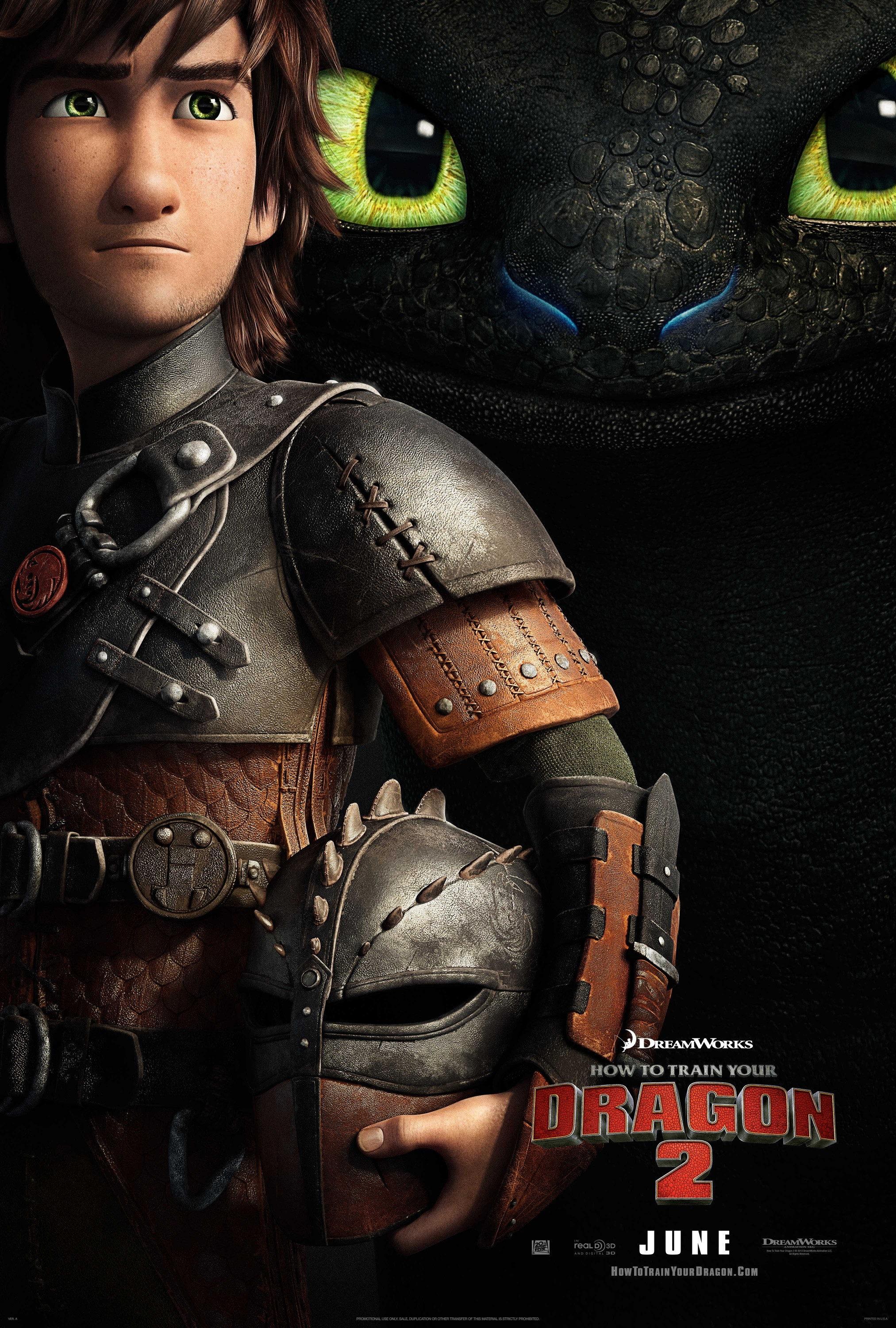 How to Train Your Dragon 2-Official Poster Banner PROMO POSTER XXLG-22NOVEMBRO2013