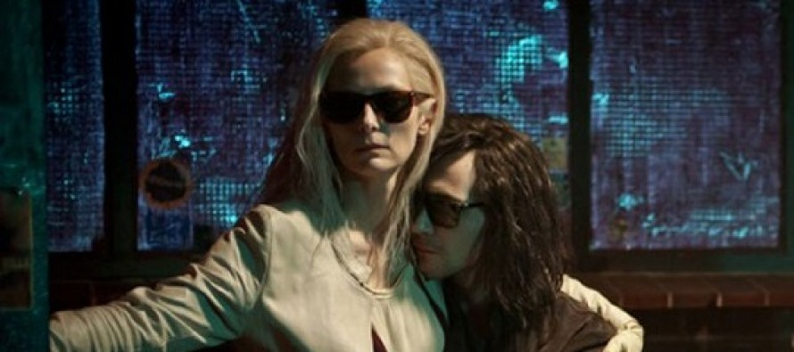 Romance dramático ONLY LOVERS LEFT ALIVE com Tilda Swinton e Tom Hiddleston ganha trailer inédito