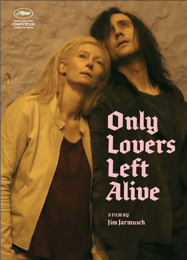 Only Lovers Left Alive-Official Poster Banner PROMO POSTER-04NOVEMBRO2013