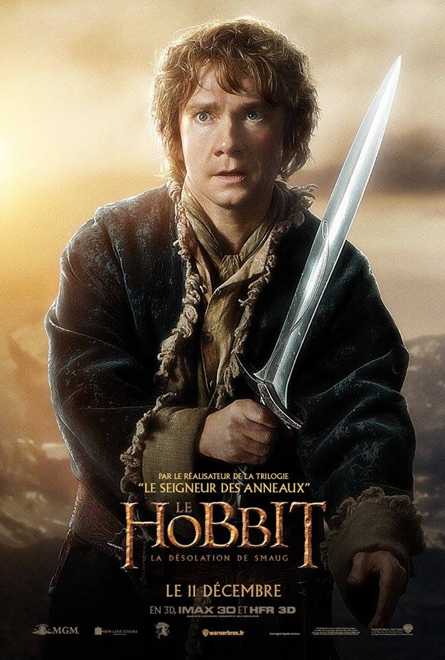 THE HOBBIT THE DESOLATION OF SMAUG-Official Poster Banner PROMO INTERNATIONAL-07NOVEMBRO2013-01