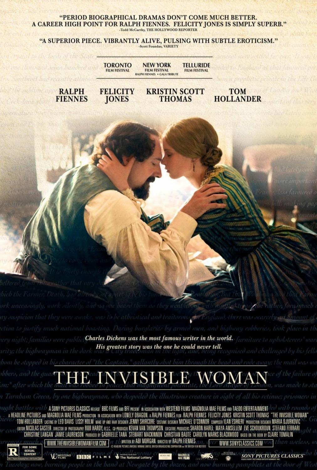 THE INVISIBLE WOMAN-Official Poster Banner PROMO POSTER XLG-21NOVEMBRO2013-01