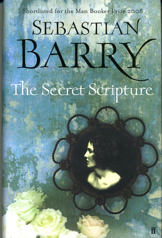 THE SECRET SCRIPTURE-Official Poster Banner COVER BOOK-17NOVEMBRO2013