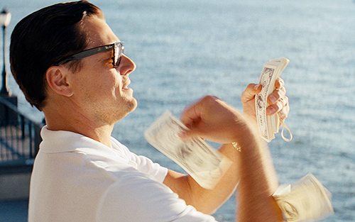 THE WOLF OF WALL STREET-Official Poster Banner PROMO PHOTOS-22NOVEMBRO2013-03