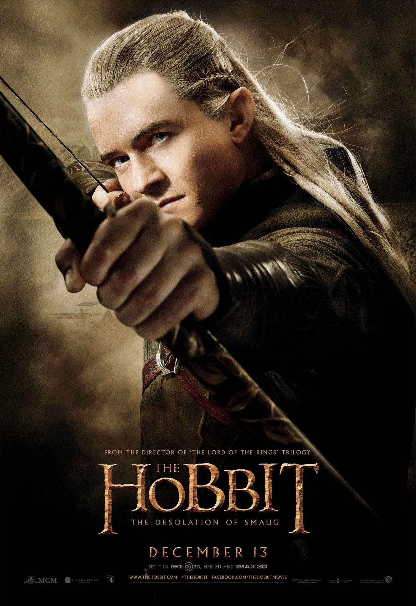 The Hobbit The Desolation of Smaug-Official Poster Banner PROMO POSTER XXLG-04NOVEMBRO2013-04