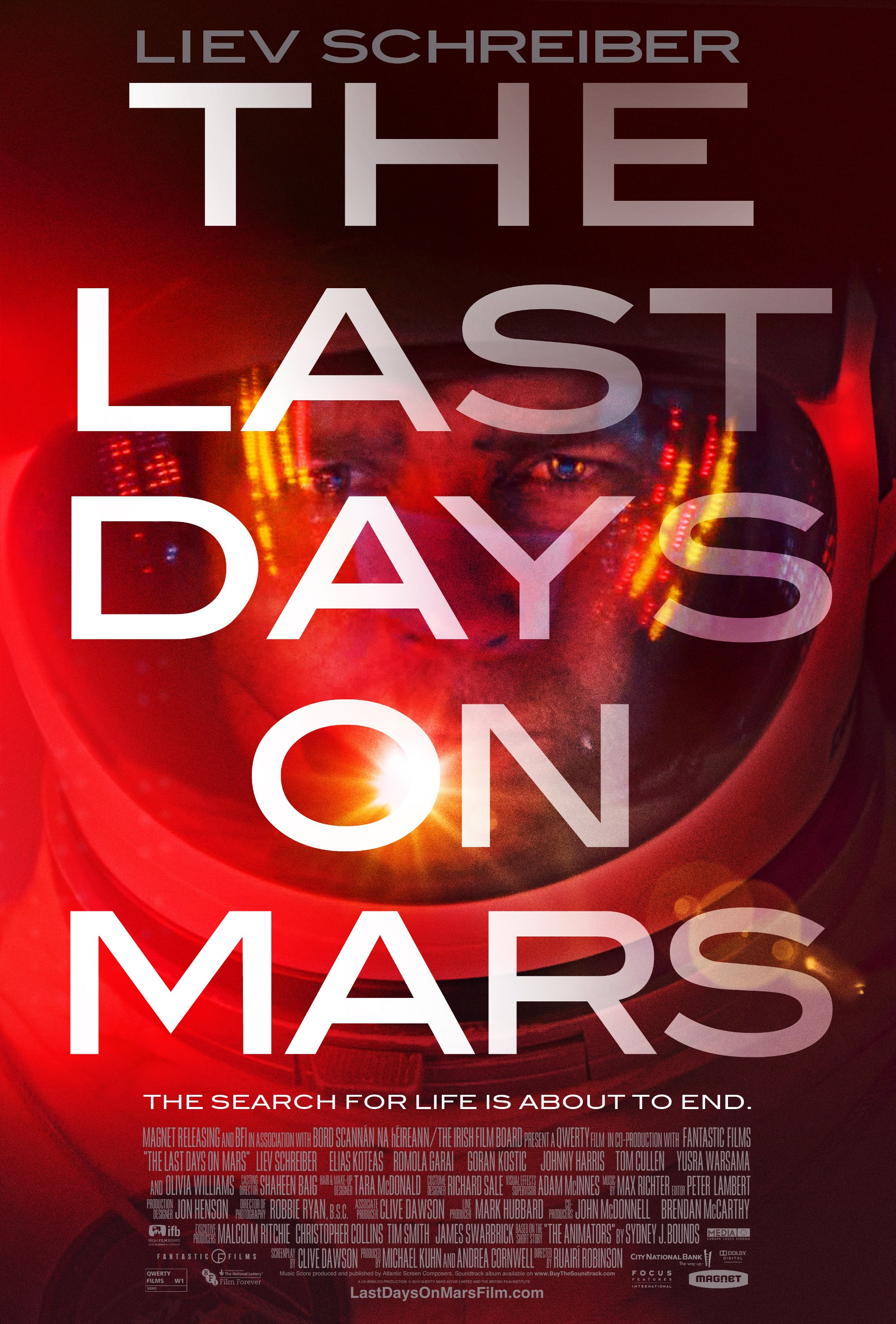 The Last Days on Mars-Official Poster Banner PROMO POSTER XXLG-01NOVEMBRO2013