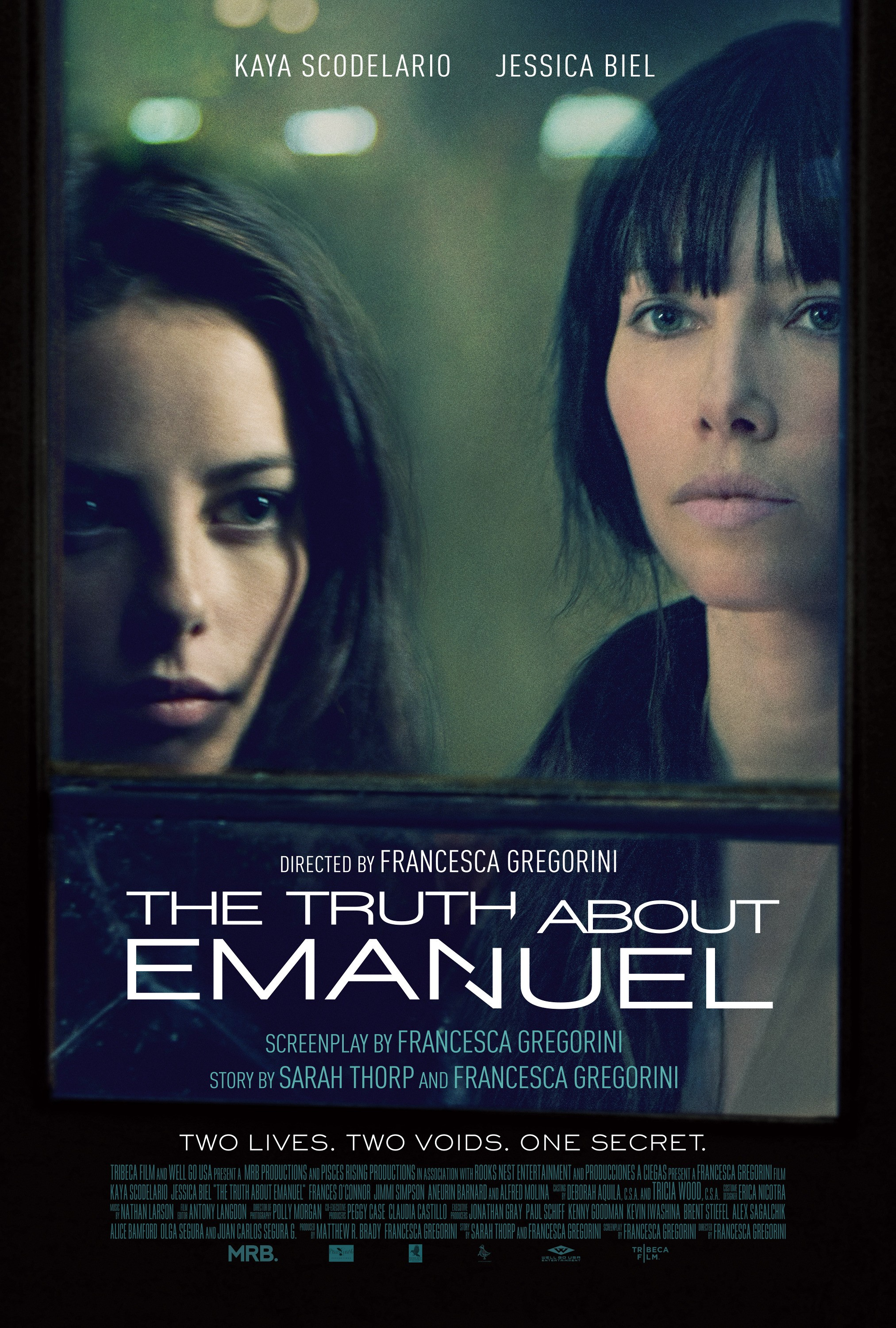 The Truth About Emanuel-Official Poster Banner PROMO POSTER XXLG-06NOVEMBRO2013