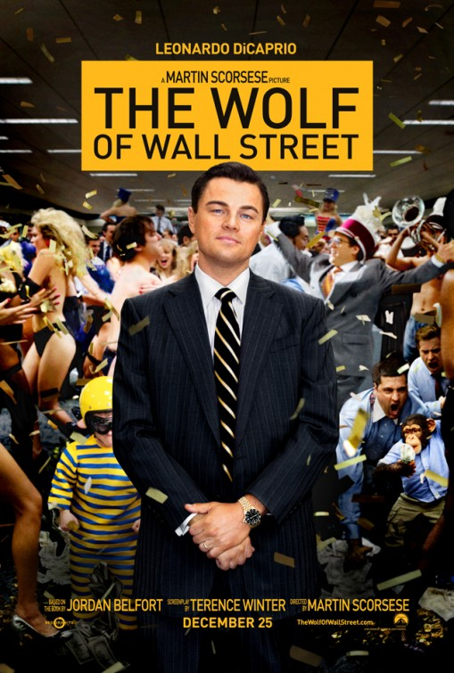 The Wolf of Wall Street-Official Poster Banner PROMO POSTER-25NOVEMBRO2013-01