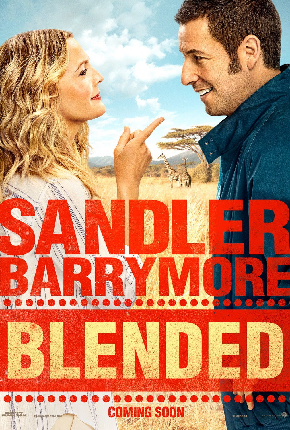 Blended-Official Poster Banner PROMO POSTER XLG-18DEZEMBRO2013
