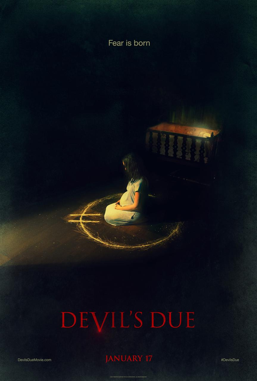 Devil's Due-Official Poster Banner PROMO POSTER XXLG-06DEZEMBRO2013