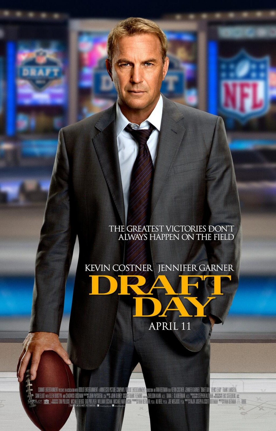 Draft Day-Official Poster Banner PROMO POSTER XLG-26DEZEMBRO2013