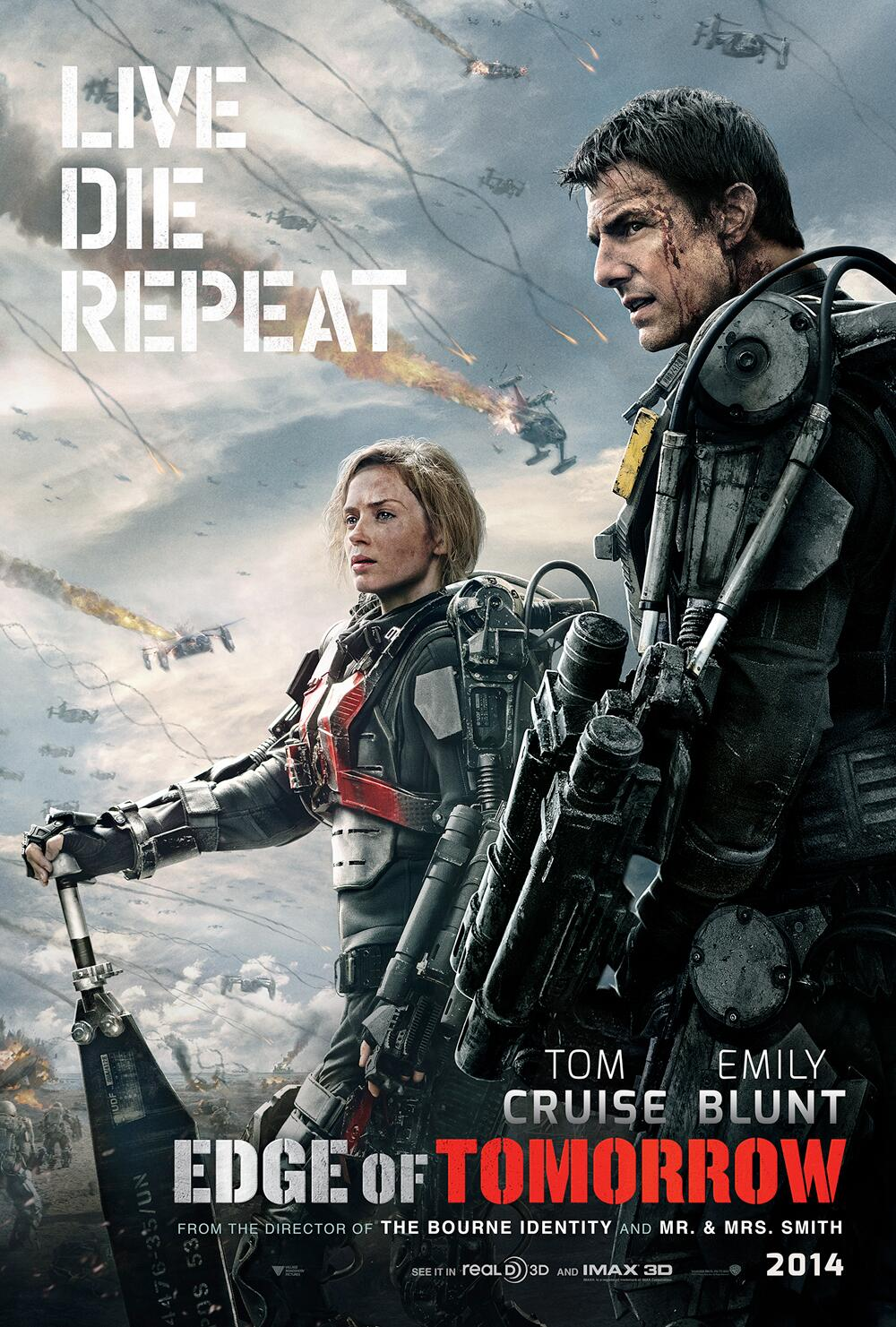 EDGE OF TOMORROW-Official Poster Banner PROMO POSTER-12DEZEMBRO2013-02