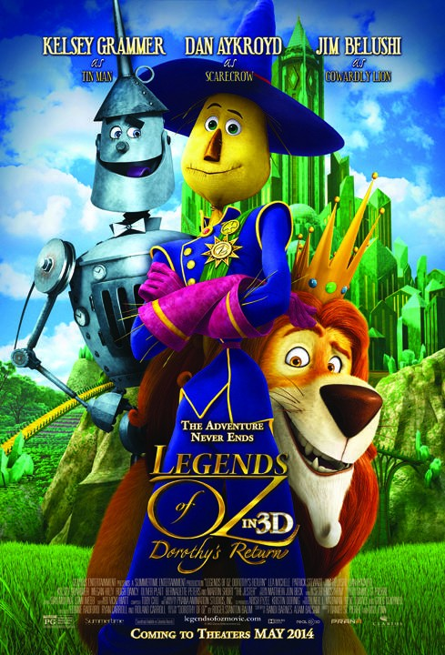 Legends of Oz Dorothy's Return-Official Poster Banner PROMO CHAR-11DEZEMBRO2013-02