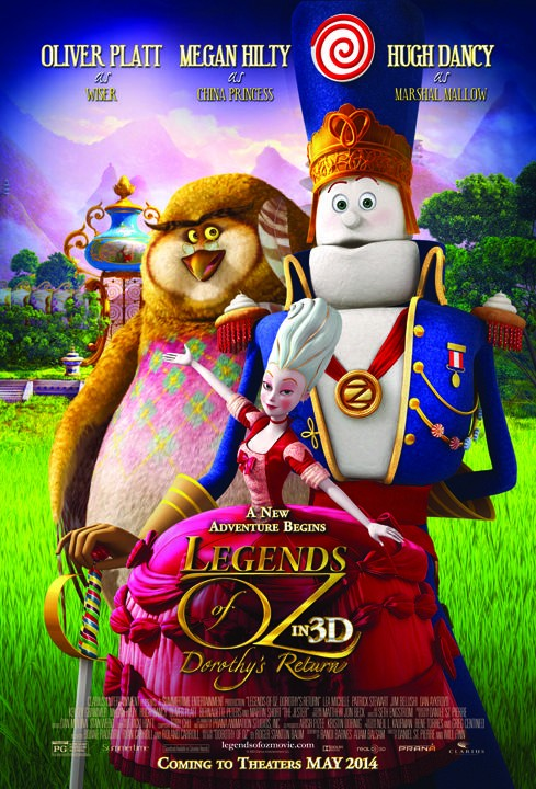Legends of Oz Dorothy's Return-Official Poster Banner PROMO CHAR-11DEZEMBRO2013-03