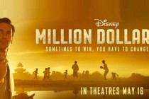 Drama biográfico MILLION DOLLAR ARM com Jon Hamm e Bill Paxton ganha TRAILER e PÔSTER!