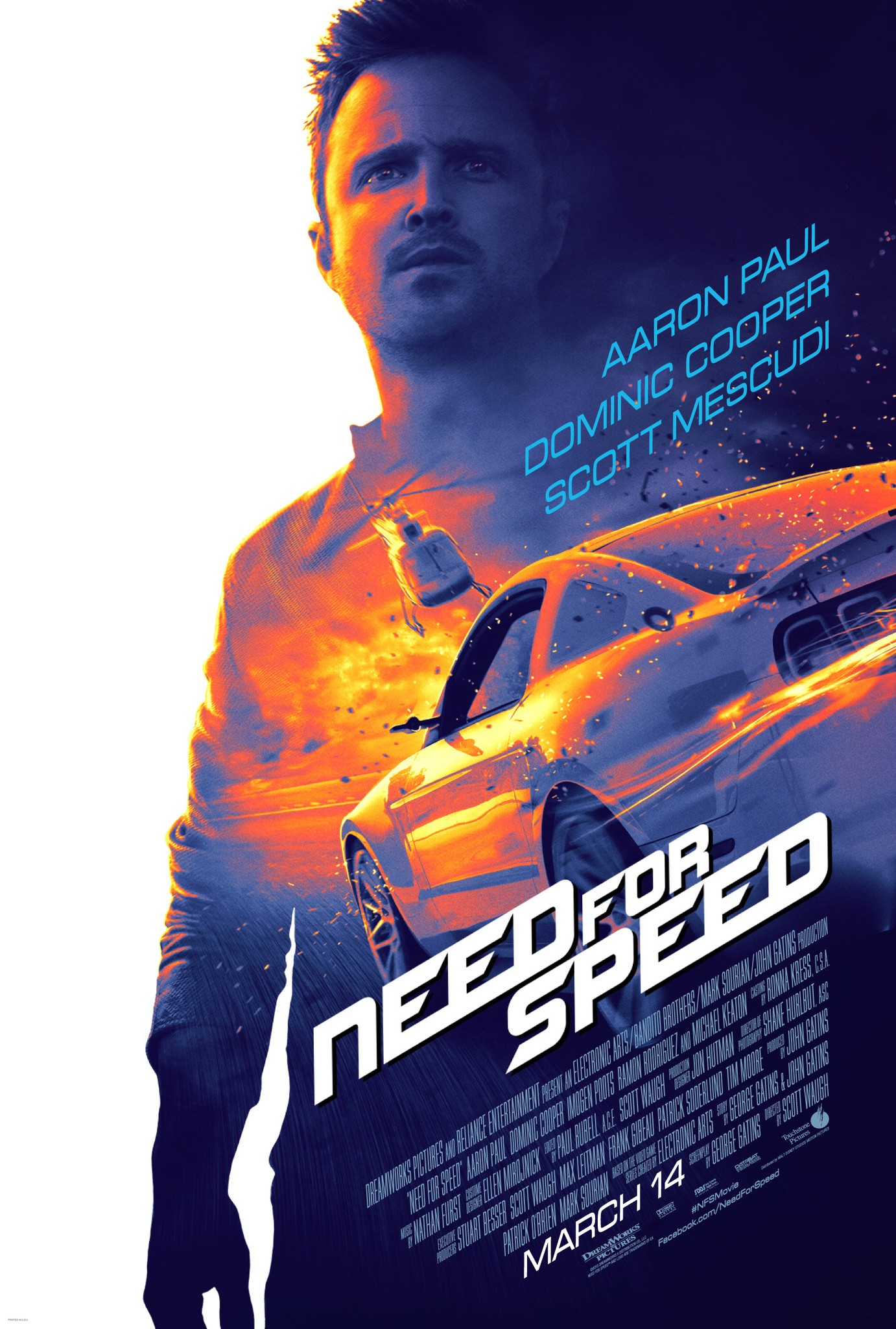 Need for Speed-Official Poster Banner PROMO POSTER XXLG-19DEZEMBRO2013