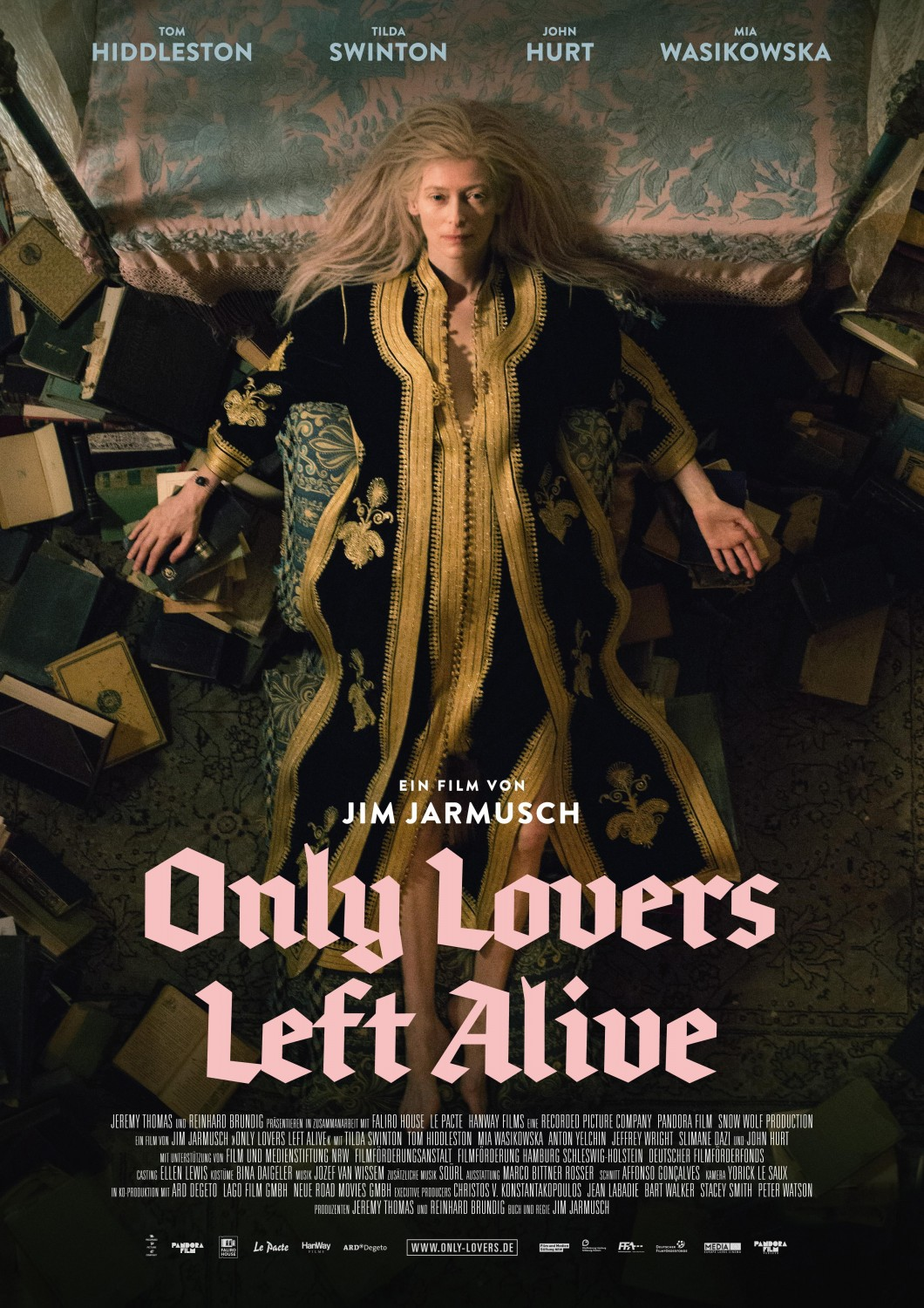 ONLY LOVERS LEFT ALIVE-Official Poster Banner PROMO POSTER-09DEZEMBRO2013-01