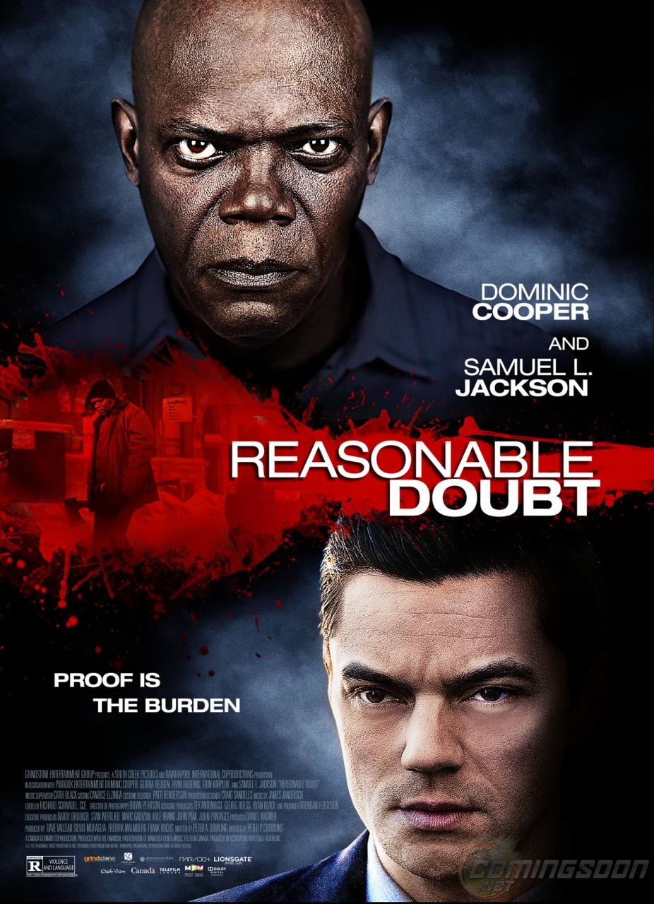 REASONABLE DOUBT-Official Poster Banner PROMO POSTER-09DEZEMBRO2013