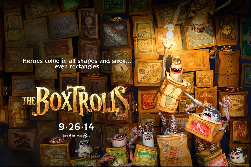 THE BOXTROLLS-Official Poster Banner PROMO BANNER-02DEZEMBRO2013