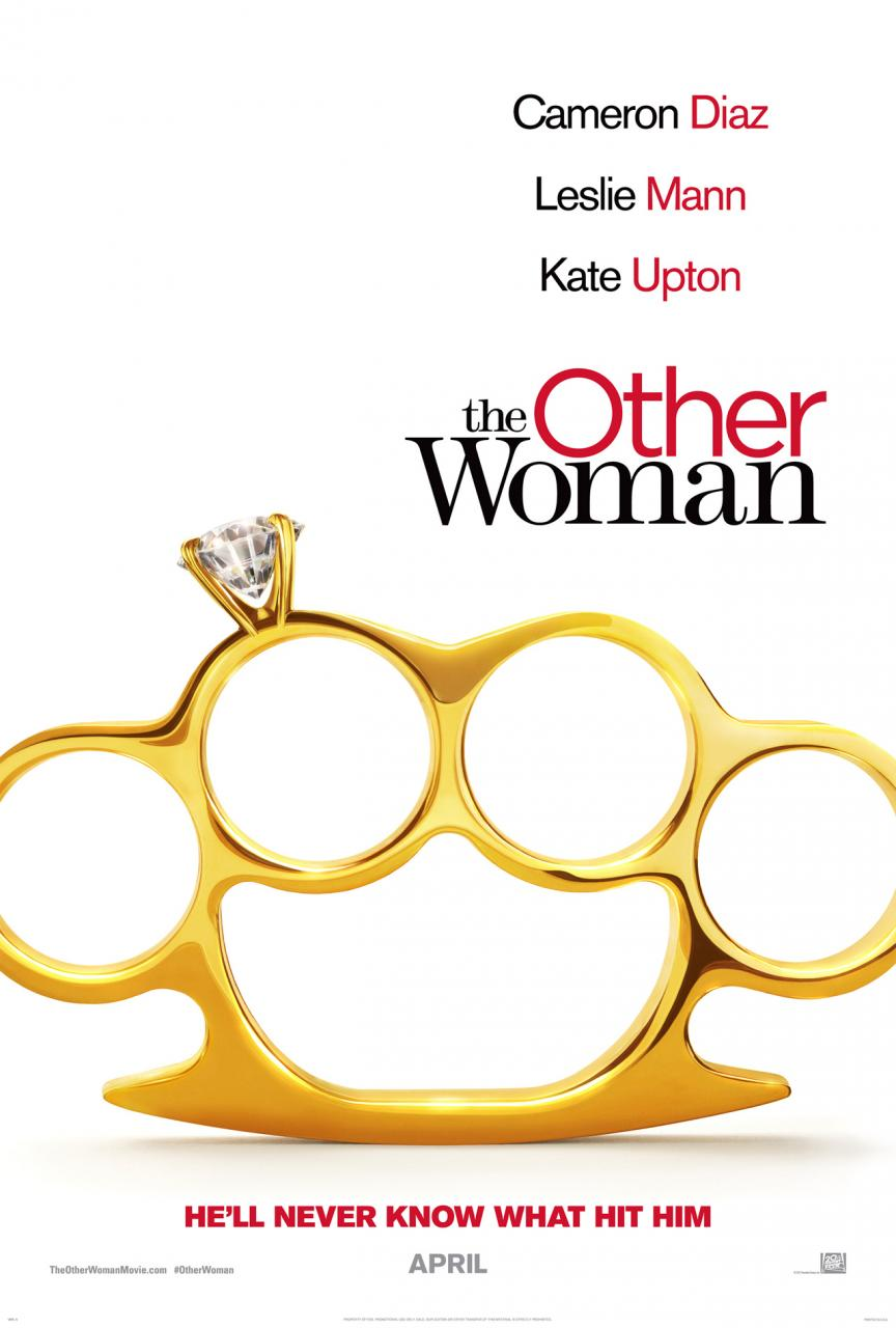 THE OTHER WOMAN-Offcial Poster Banner PROMO POSTER-20DEZEMBRO2013