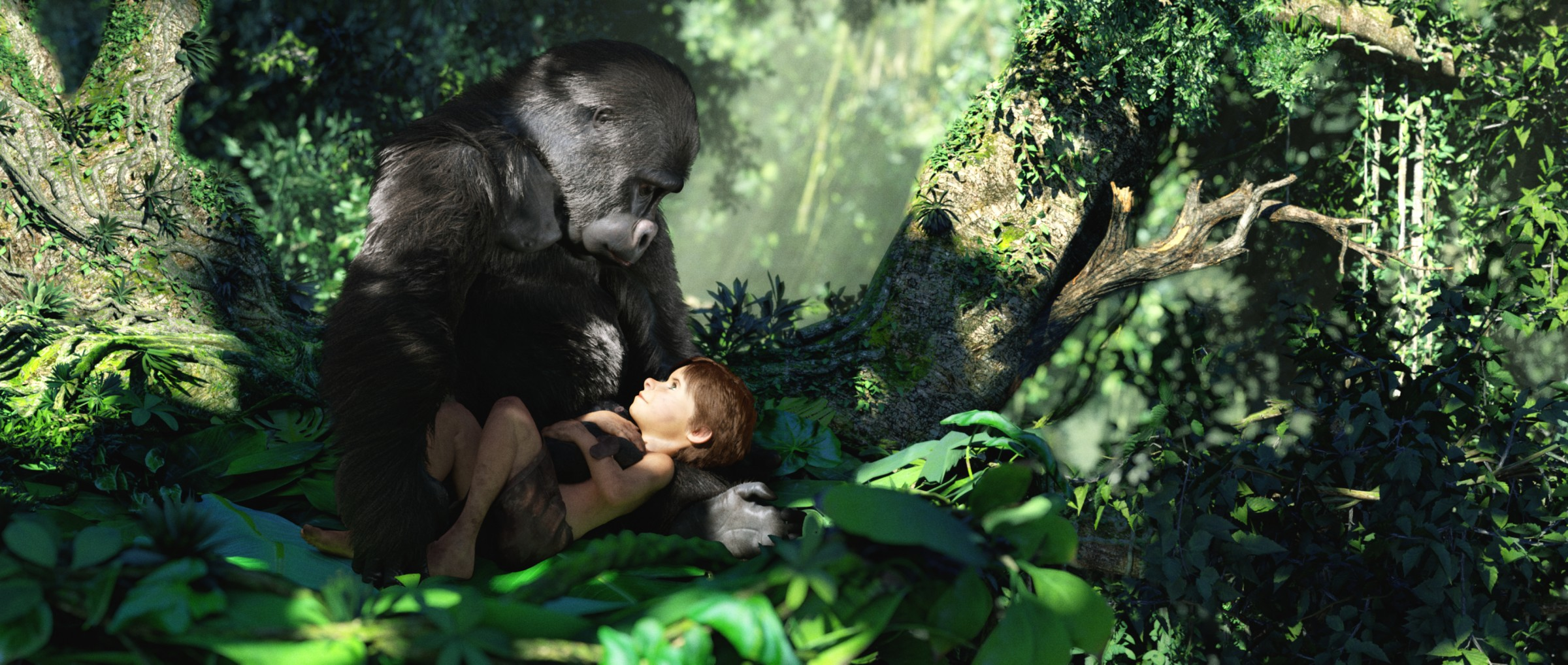 Tarzan 3D-Animation Official Poster Banner PROMO PHOTOS-10DEZEMBRO2013-08