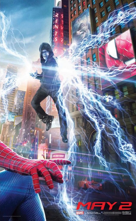The Amazing Spider-Man 2-Official Poster Banner PROMO POSTER-04EDEZEMBRO2013-01