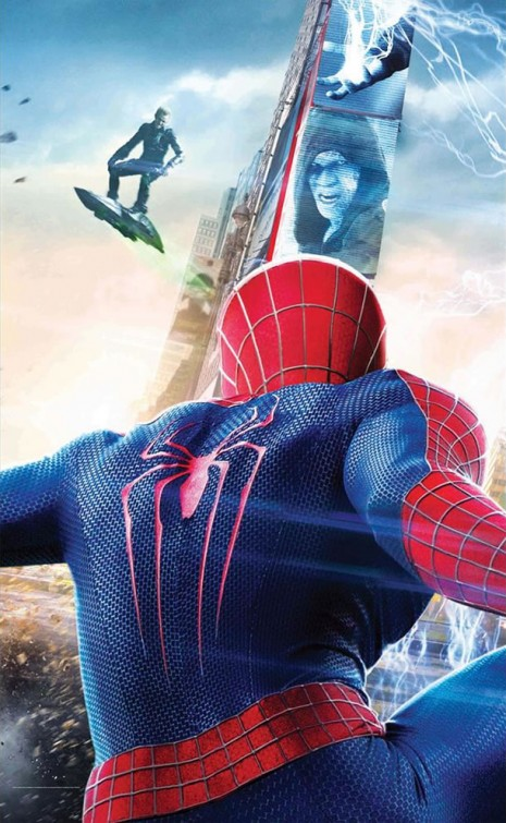 The Amazing Spider-Man 2-Official Poster Banner PROMO POSTER-04EDEZEMBRO2013-02