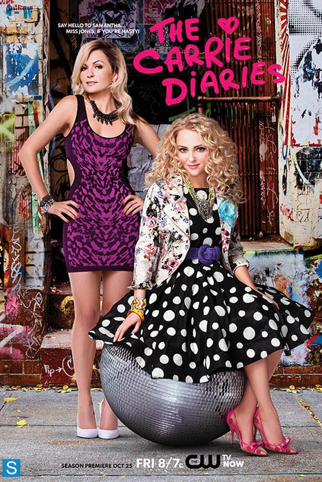 The Carrie Diaries-Season 2-Official Poster Banner PROMO POSTER-20DEZEMBRO2013-03