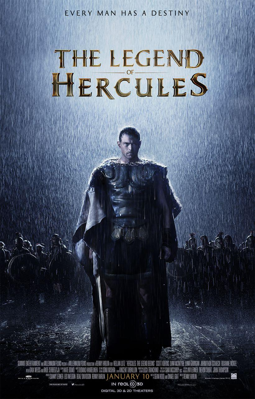 The Legend of Hercules-Official Poster Banner PROMO POSTER-11DEZEMBRO2013