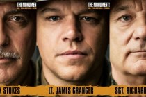 Confira os CARTAZES de personagens inéditos e novo TRAILER internacional de THE MONUMENTS MEN!
