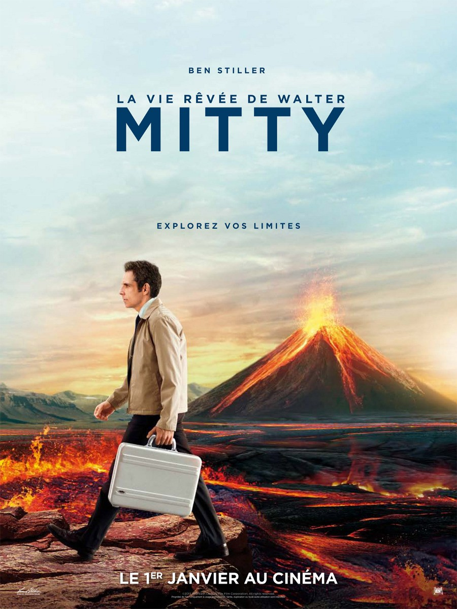 The Secret Life of Walter Mitty-Official Poster Banner PROMO INTERNATIONAL XLG-02DEZEMBRO2013-01
