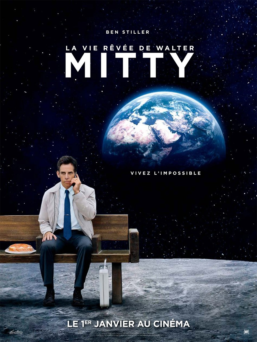 The Secret Life of Walter Mitty-Official Poster Banner PROMO INTERNATIONAL XLG-02DEZEMBRO2013-02