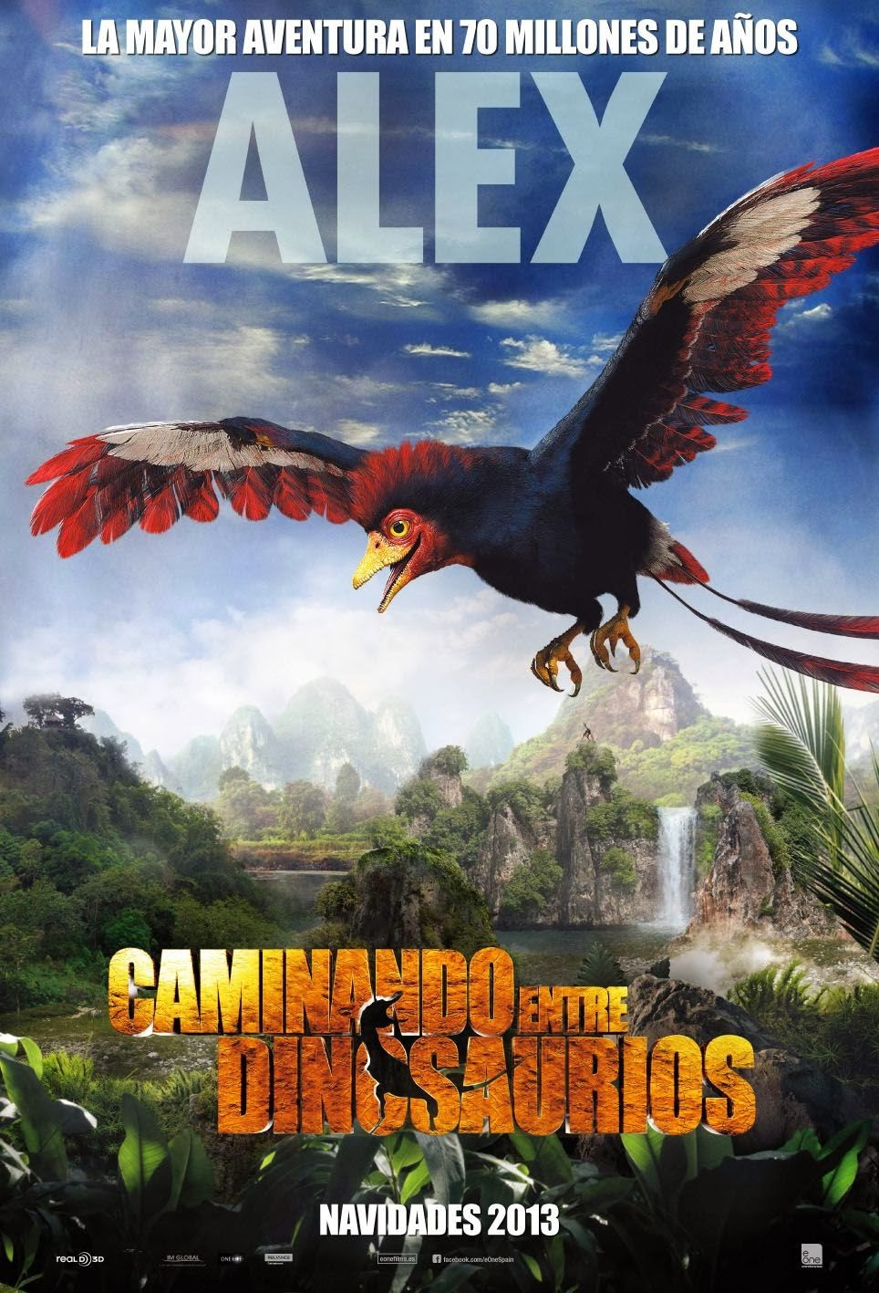 Walking with Dinosaurs 3D-Official Poster Banner PROMO INTERNACIONAL-03DEZEMBRO2013-01