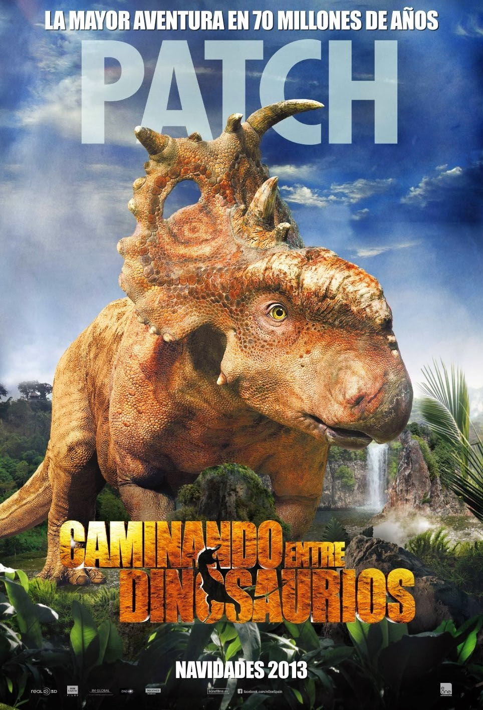 Walking with Dinosaurs 3D-Official Poster Banner PROMO INTERNACIONAL-03DEZEMBRO2013-03