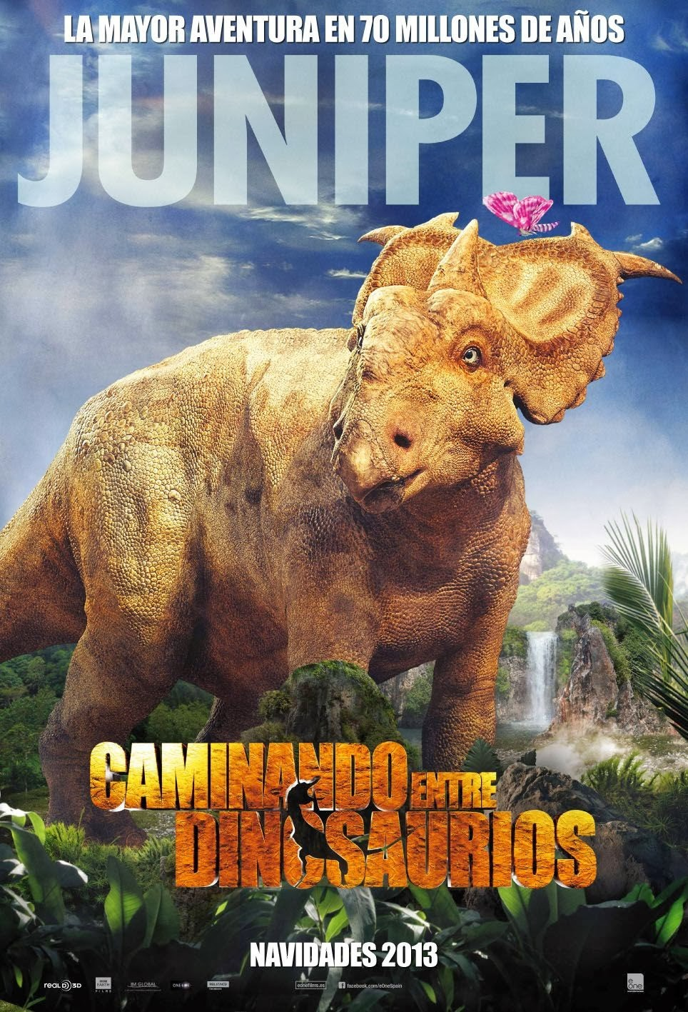 Walking with Dinosaurs 3D-Official Poster Banner PROMO INTERNACIONAL-03DEZEMBRO2013-04