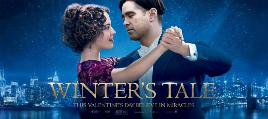 Assista ao novo TRAILER de UM CONTO DO DESTINO, fantasia com Colin Farrell e Jessica Brown Findlay