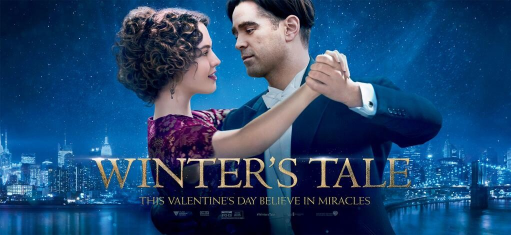 Winter's Tale-Official Poster Banner PROMO BANNER XLG-26DEZEMBRO2013