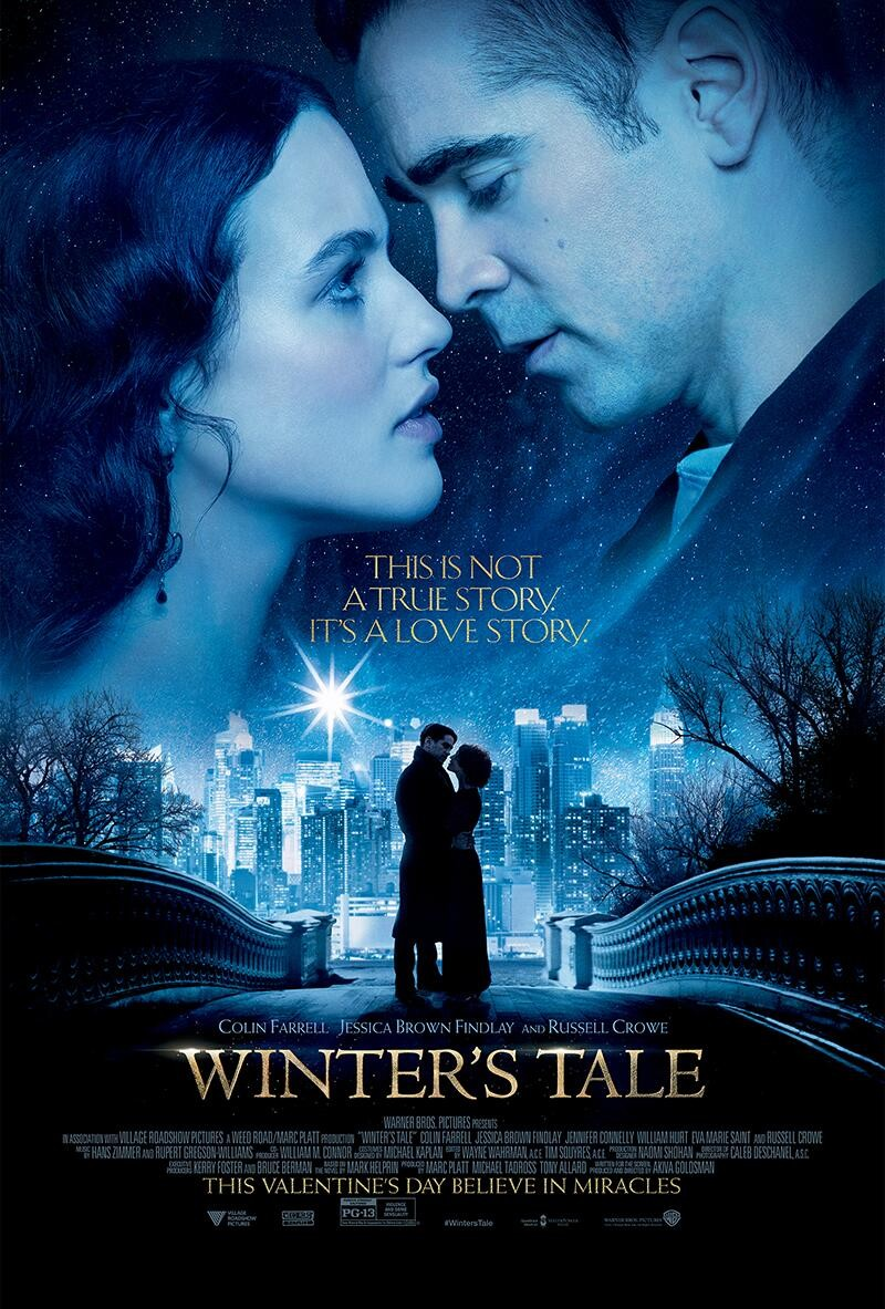 Winter's Tale-Official Poster Banner PROMO POSTER-20DEZEMBRO2013