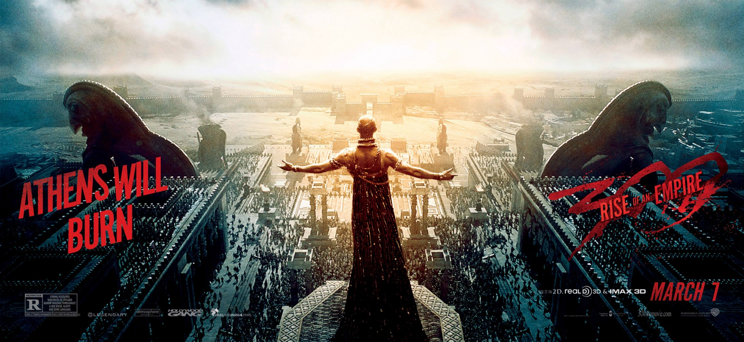 300 Rise of an Empire-Official Poster Banner PROMO BANNER-23JANEIRO2014-01
