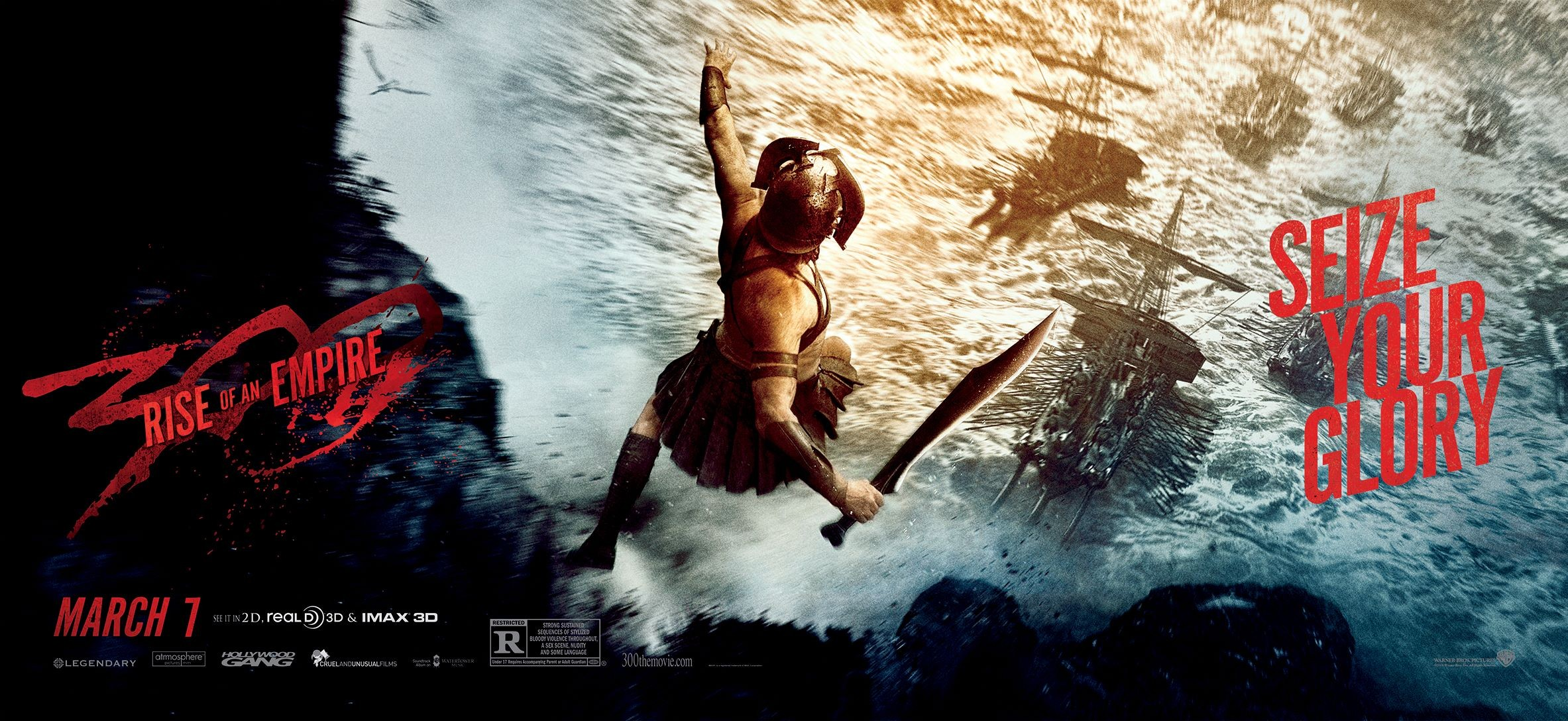 300 Rise of an Empire-Official Poster Banner PROMO BANNER-23JANEIRO2014-02