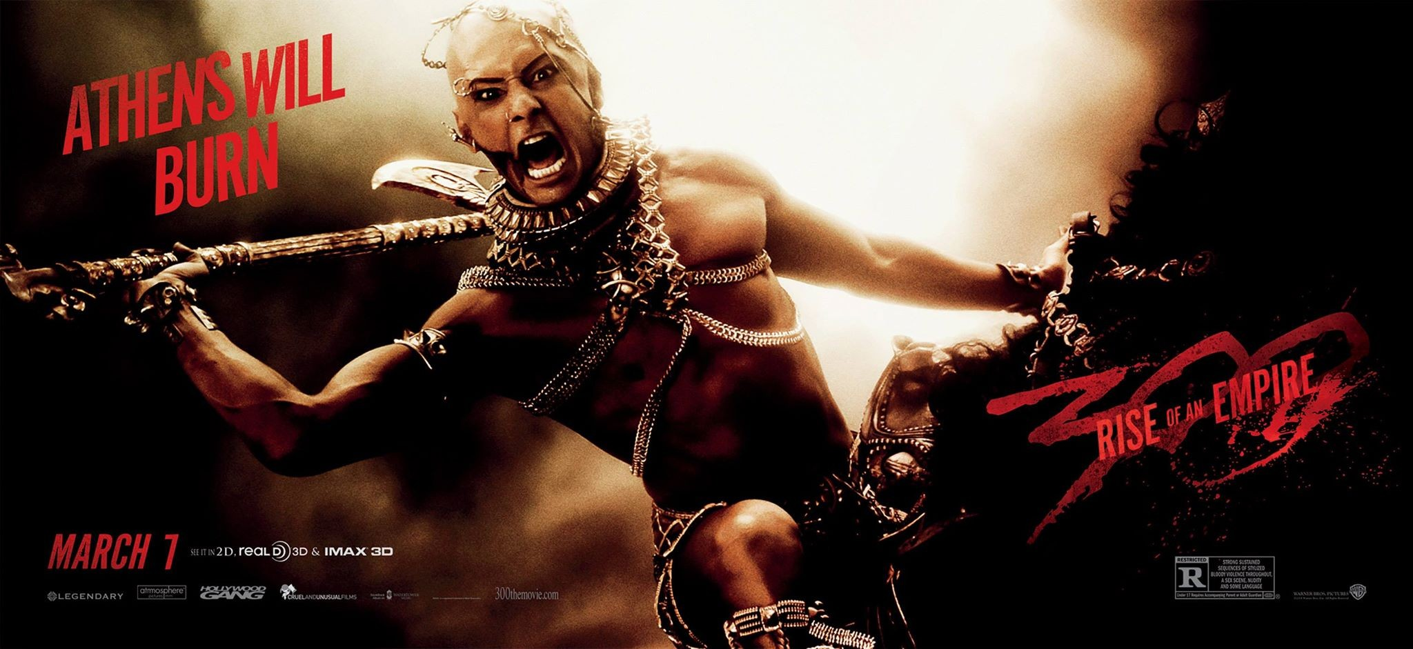 300 Rise of an Empire-Official Poster Banner PROMO BANNER-28JANEIRO2014-01