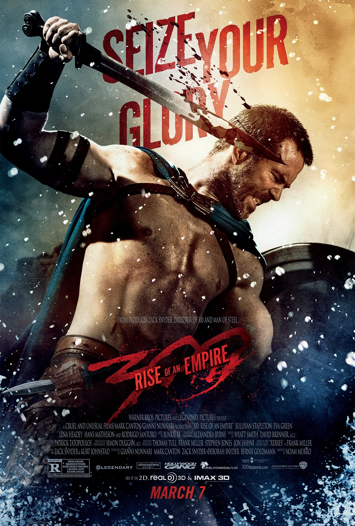300 Rise of an Empire-Official Poster Banner PROMO CHAR XXLG-20JANEIRO2014-02