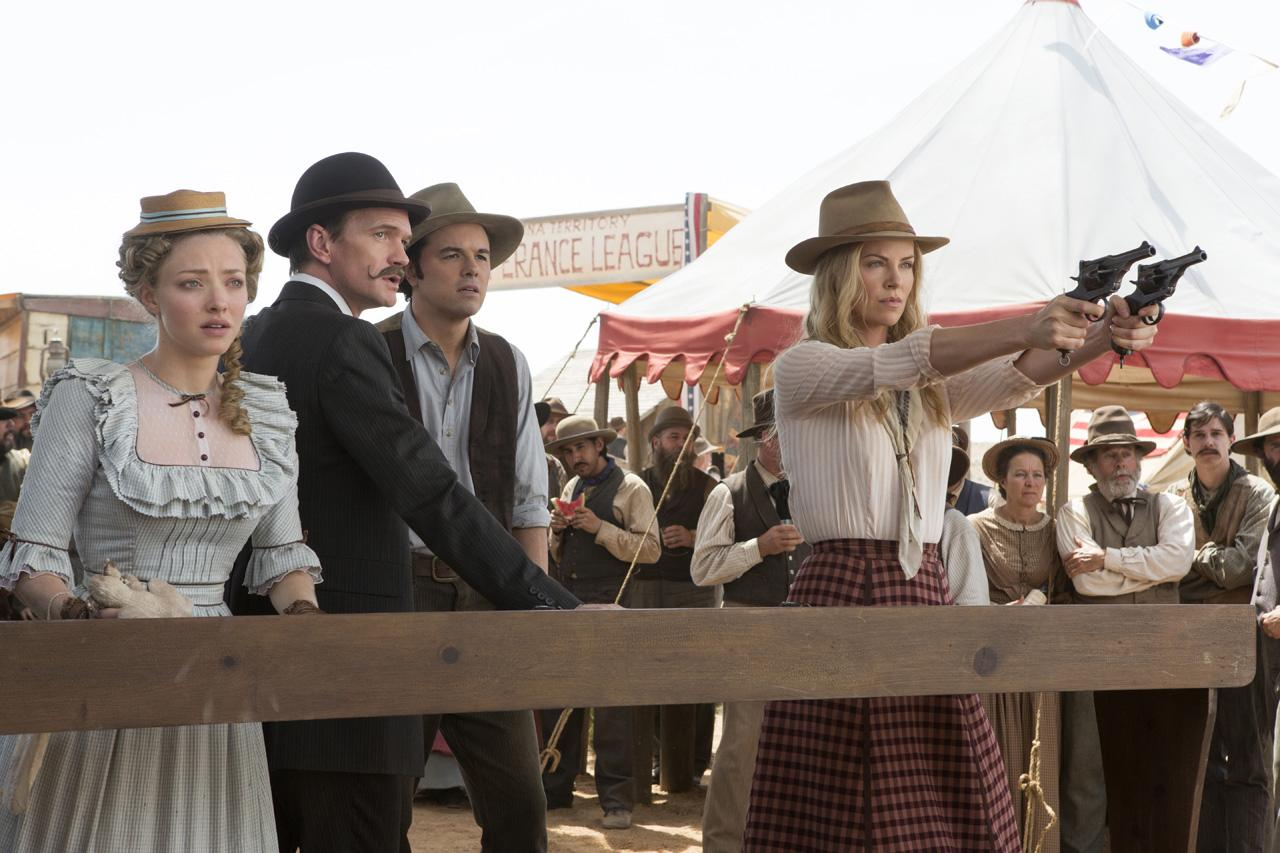 A MILLION WAYS TO DIE IN THE WEST-Official Poster Banner PROMO PHOTOS-31JANEIRO2014-06