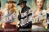 Charlize Theron, Amanda Seyfried e Liam Neeson e mais são destaque nos CARTAZES de A MILLION WAYS TO DIE IN THE WEST