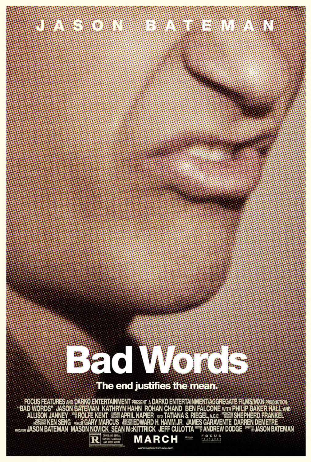 Bad Words-Official Poster Banner POSTER XLRG-27JANEIRO2014