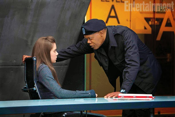 Barely LethalHailee Steinfeld and Samuel L. Jackson