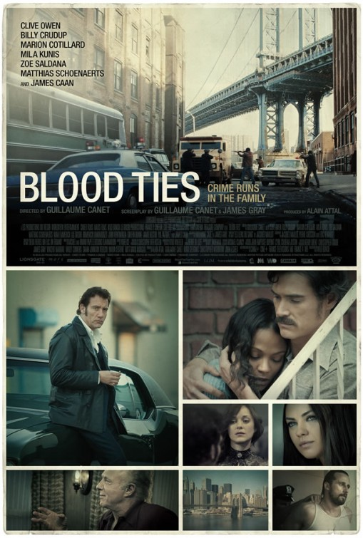 Blood Ties-Official Poster Banner PROMO POSTER-24JANEIRO2014