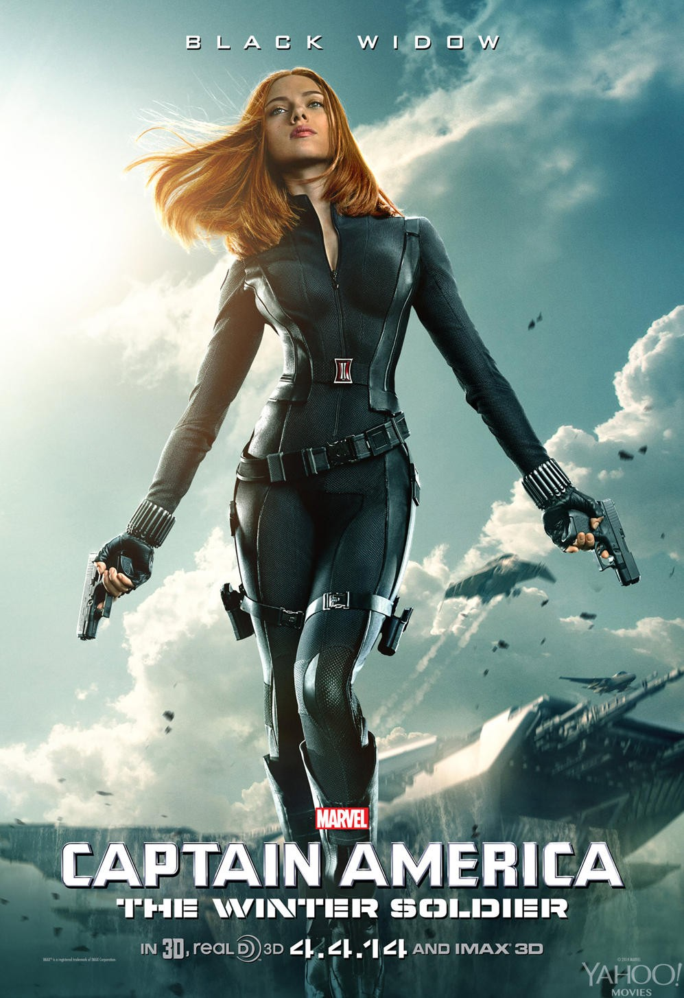 Captain America The Winter Soldier-Official Poster Banner PROMO XLRG-31JANEIRO2014-01