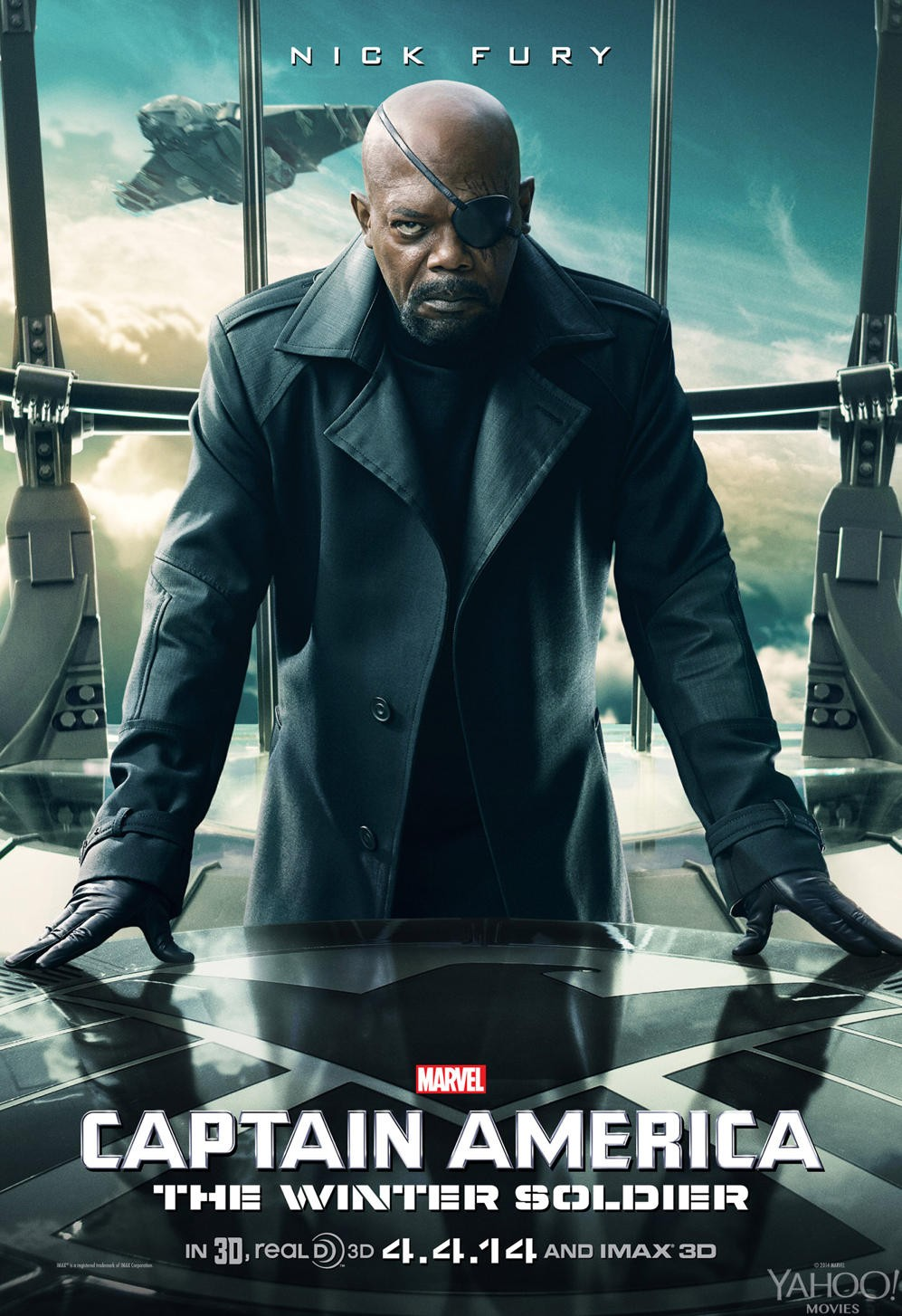 Captain America The Winter Soldier-Official Poster Banner PROMO XLRG-31JANEIRO2014-02