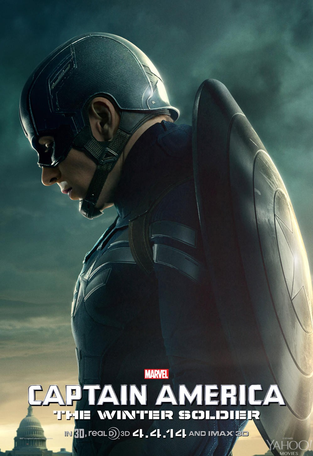 Captain America The Winter Soldier-Official Poster Banner PROMO XLRG-31JANEIRO2014-03